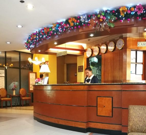 Unexpected Visit to Cebu Business Hotel for an Organic Agriculture Meeting