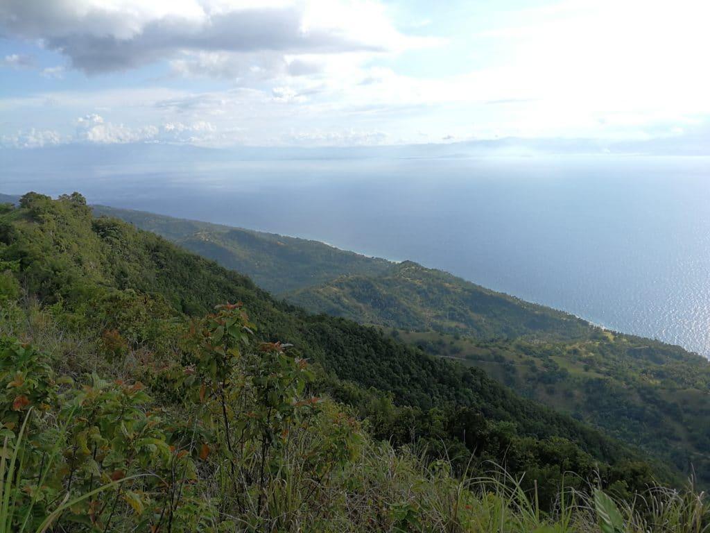 Mt. Lanaya, Alegria, Cebu, Philippines